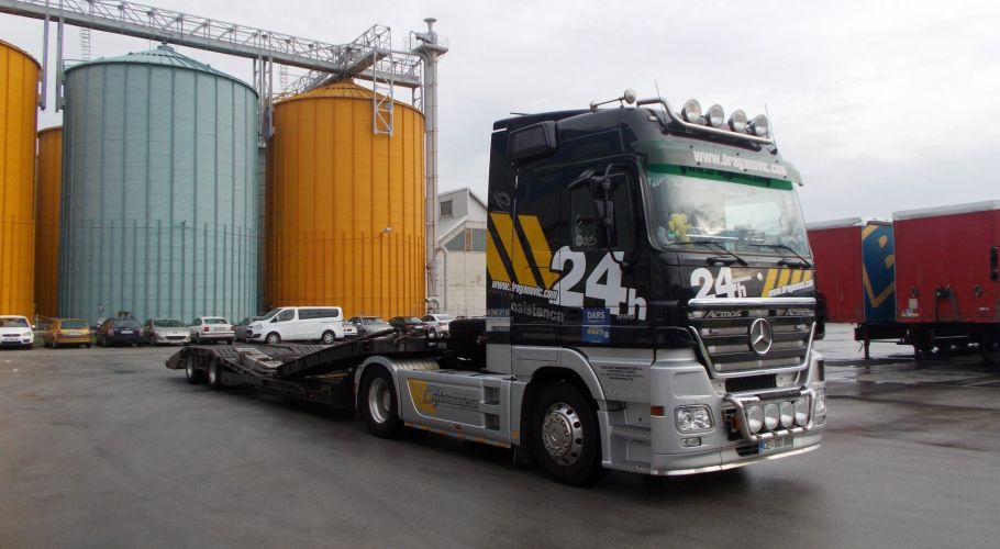 Actros MP2-2