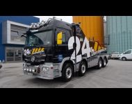 Actros MP3-2