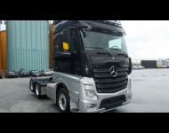 actros mp4 2551 2