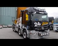 Actros MP3-1